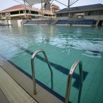 City Times Budget Stay Hotel Swimming Pool