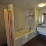 Legend Suite Bathroom