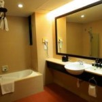 Superior Deluxe Seaview - Bathroom