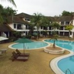 Swimming Pool Residence Inn Cherating